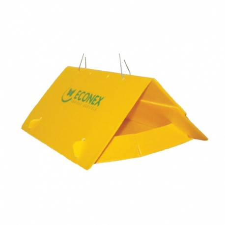 ECONEX YELLOW TRIANGULAR without sheets