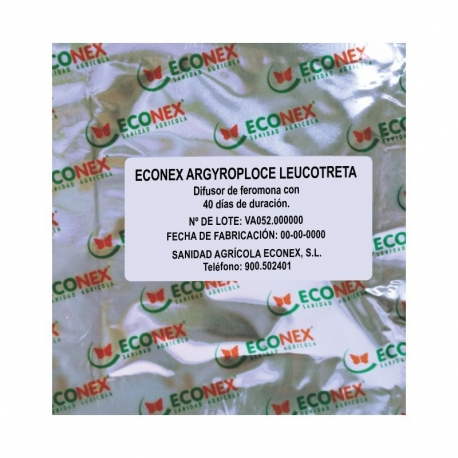ECONEX ARGYROPLOCE LEUCOTRETA