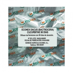 ECONEX DACUS (BACTROCERA) CUCURBITAE 90 DÍAS