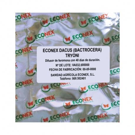 ECONEX DACUS (BACTROCERA) TRYONI