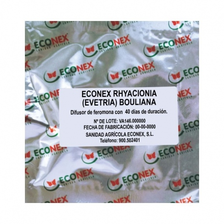 ECONEX RHYACIONIA (EVETRIA) BUOLIANA (40 días)