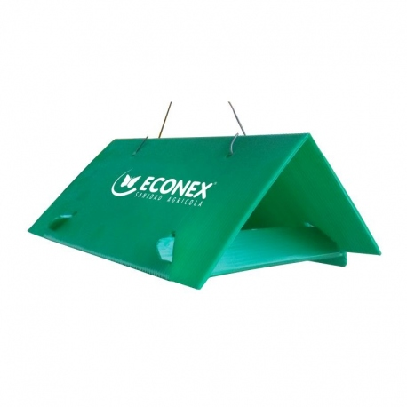 ECONEX GREEN TRIANGULAR without sheets