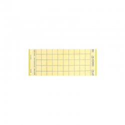 ECONEX YELLOW CHROMATIC 10 X 25 CM 1 UNIT PACK