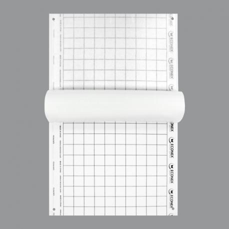 ECONEX WHITE CHROMATIC 40 X 25 CM 1 UNIT PACK