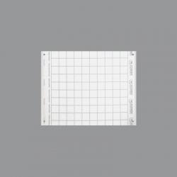 ECONEX WHITE CHROMATIC 20 X 25 CM 1 UNIT PACK