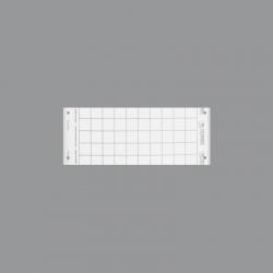 ECONEX WHITE CHROMATIC 10 X 25 CM 1 UNIT PACK