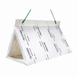 ECONEX DISPOSABLE WHITE TRIANGULAR