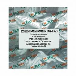 ECONEX ANARSIA LINEATELLA 2 MG 40 DÍAS ENV. 1 UD.