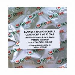ECONEX CYDIA POMONELLA CAIROMONA 2 MG 40 DÍAS
