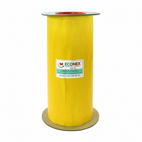 ECONEX ROLLO AMARILLO 50 M X 30 CM