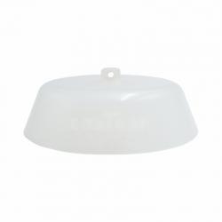 ECONEX INVAGINATED EOSTRAP® LID - Transparent