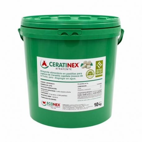 CERATINEX® ENV. 10 KG (Atrayente para Ceratitis capitata )