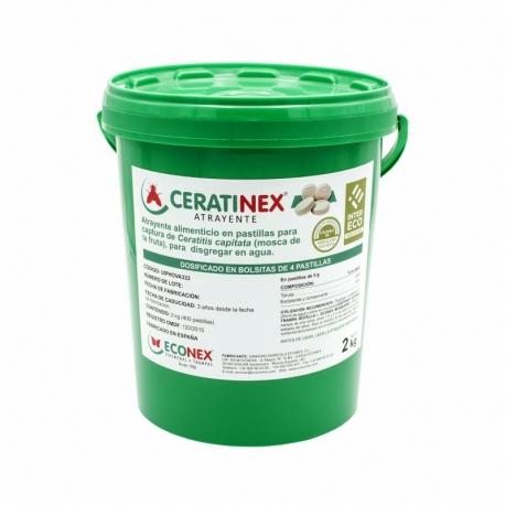 CERATINEX® DOSED ATTRACTANT 2 KG PACK (Attractant for Ceratitis capitata)