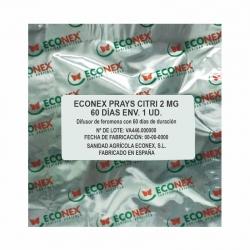 ECONEX PRAYS OLEAE 2 MG 60 DÍAS