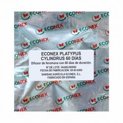 ECONEX PLATYPUS CYLINDRUS 60 DÍAS ENV. 1 UD.