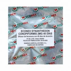ECONEX SYNANTHEDON CONOPIFORMIS 2 MG 40 DÍAS