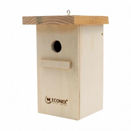 ECONEX NESTING BOX FOR INSECTIVOROUS BIRDS (ECO)