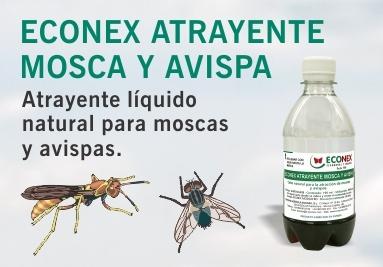 ECONEX ATRAYENTE AVISPA Y MOSCA